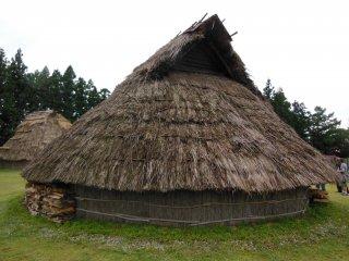 กระท่อมฟางของ Jizoden