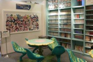 Библиотека манги