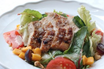 Molly Malone's Chicken Salad