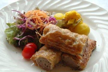 Molly Malone's Sausage Rolls