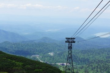 <p>The view on the ropeway ride up the peak is already amazing</p>  <p></p>  <p></p>  <p></p>  <p></p>  <p></p>  <p></p>