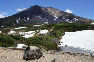 เป้าหมายเราคือควันที่พุ่งขึ้นมาจากช่องเปิดของภูเขาไฟนั่น