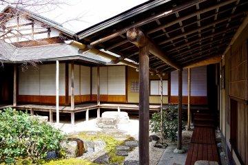 <p>Korin Yashiki (Korin&rsquo;s residence)</p>