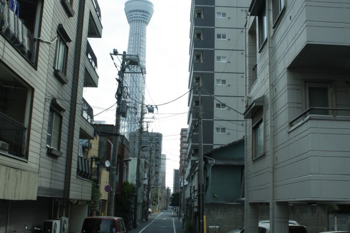 มองโตเกียว