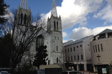 Nunoike Cathedral complex