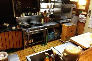 ห้องครัวน่ารักๆของคุณแม่บ้าน