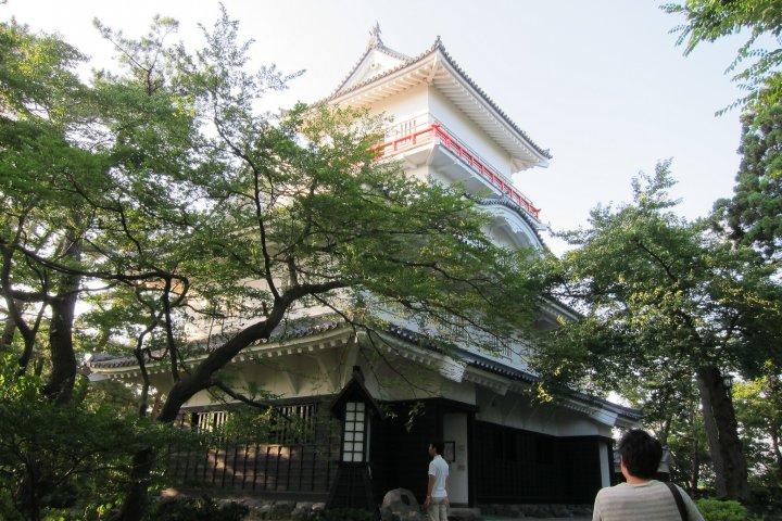 Kubota Castle, Akita