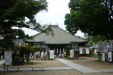 Main Hall of the Koshoji Temple.