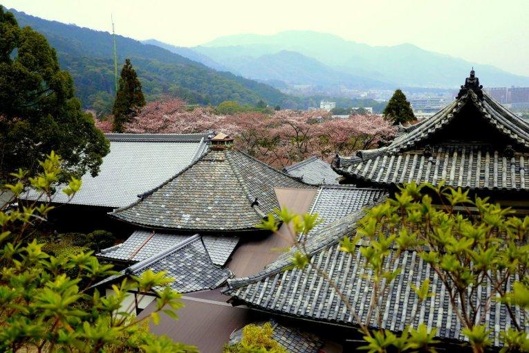 Miidera ที่ Otsu