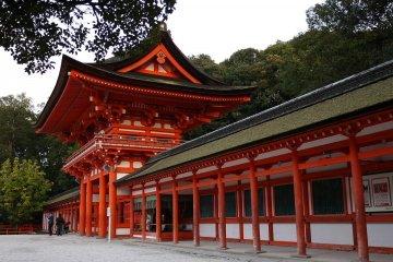 ศาลเจ้า Shimogamo