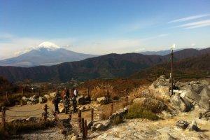 Odawari เขตภูเขาไฟเก่าที่มีบ่อกำมะถัน และไข่ดำกินแล้วอายุยืนขึ้น 7 ปีตามความเชื่อ