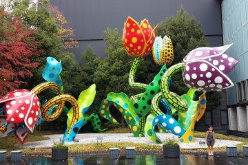 <p>พิพิธภัณฑ์ศิลปะเมืองมัตสึโมโต้</p>