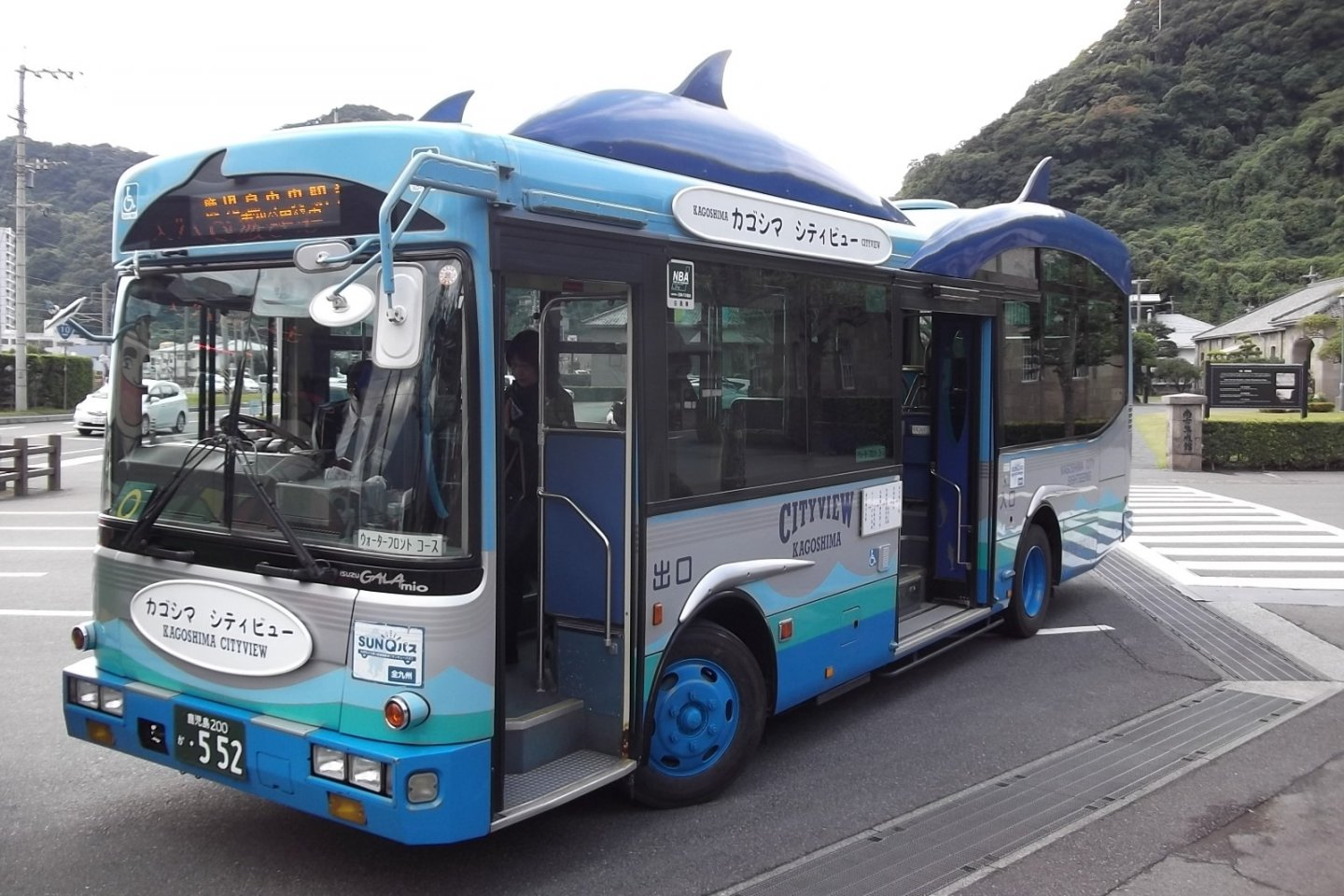 The Waterfront bus