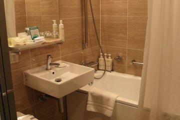 <p>浴室</p>