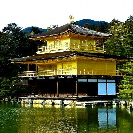 History of Kyoto's Kinkaku-ji Temple