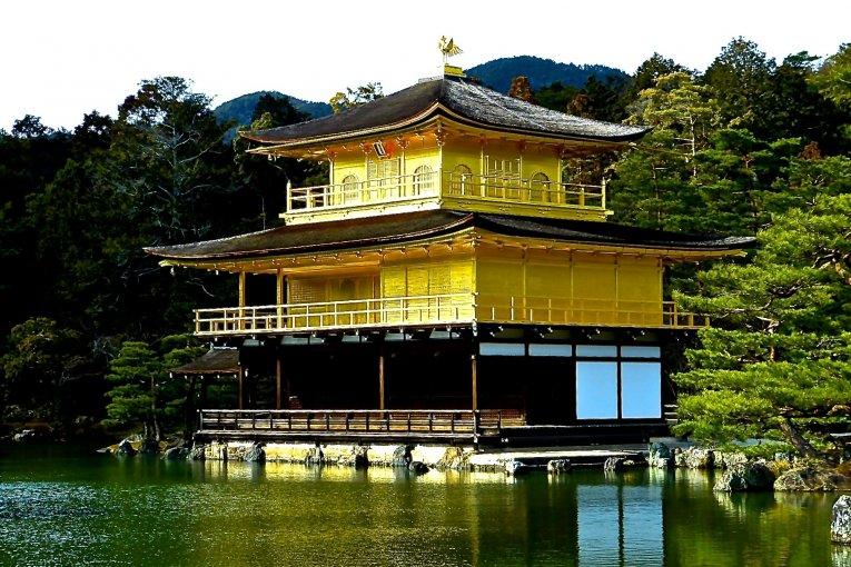 Templo Kinkaku-ji, Quioto
