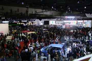 <p>Tokyo Motor Show กินพื้นที่ ทั้งหมด ของอาคาร Tokyo Big Sight</p>