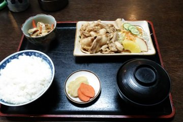 โอะโจะอุอาหารญี่ปุ่นสไตล์โฮมคุกกิ้ง