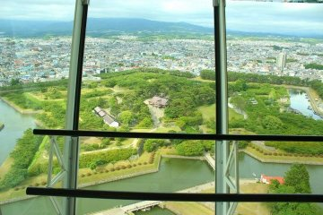 Hakodate เมืองแห่งดวงดาว 5 แฉก