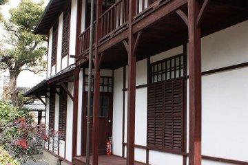 京都「新島襄旧邸」