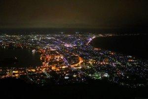 ทิวทัศน์จากภูเขา Hakodate