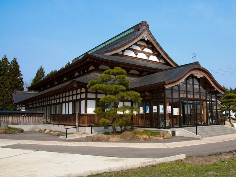 Our Lady of Akita is a Japanese inspired Catholic Church