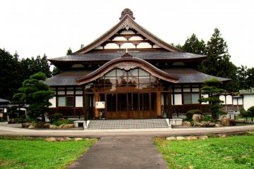 Our Lady of Akita is a Japanese inspired Convent