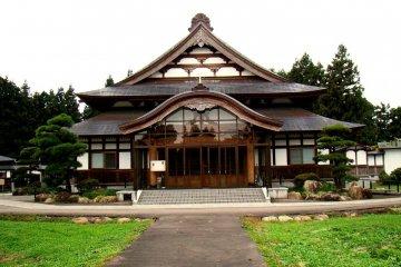 Nuestra señora de Akita es un convento japonés