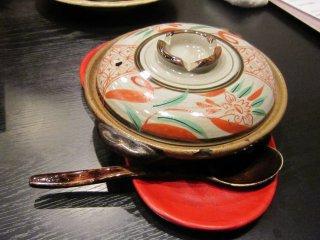可愛い小鍋