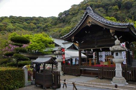 Sanctuaire Kitano Tenman à Kobe