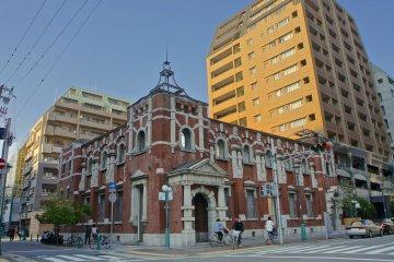 코베, 미나토 모토마치 역