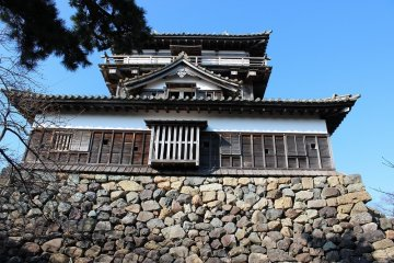 福井「丸岡城」