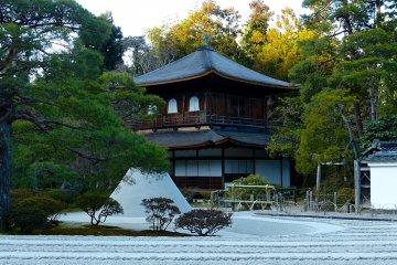 京都 慈照寺銀閣