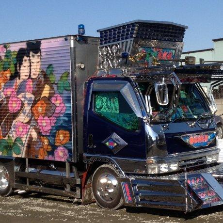 Decotora—Decorated Trucks of Japan