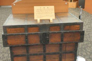 Antique money boxes, Money Museum.