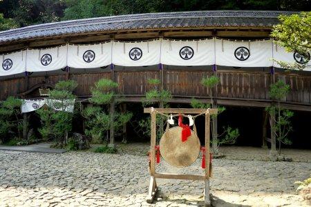 Đền Tachiki-Kannon ở Shiga
