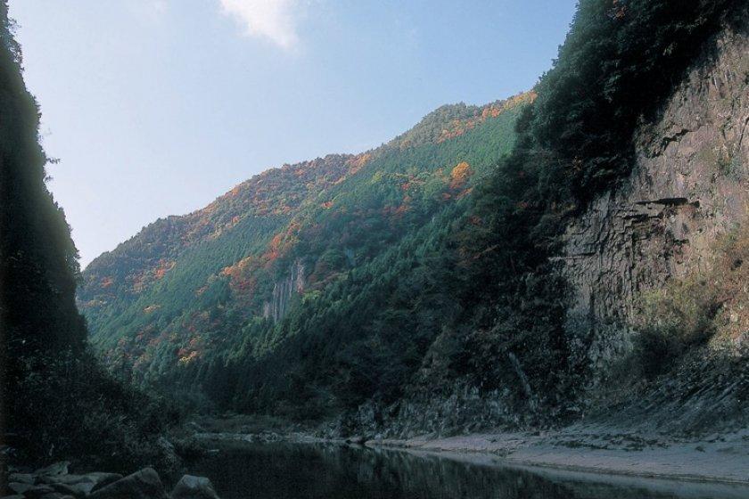 The stunning beauty of Kaochidani