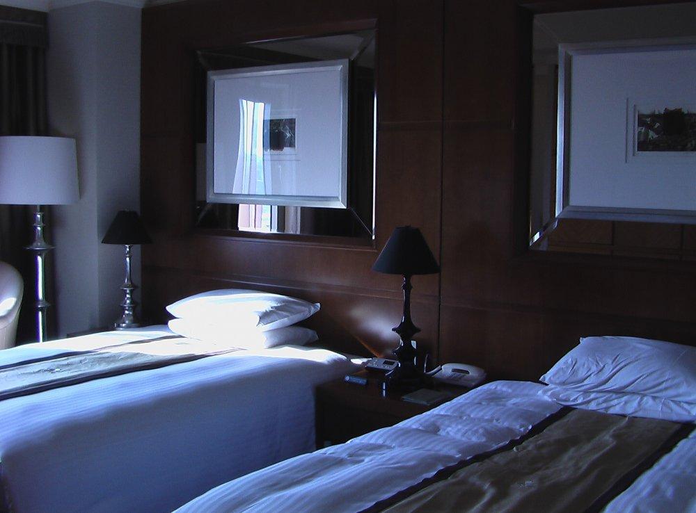 침실은 별개다, 트윈룸도 넓다