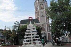 หอนาฬิกาประจำเมืองโอตารุ