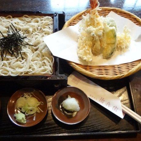 """Hakone-Yumoto's Soba shop """"Jihei"""""""