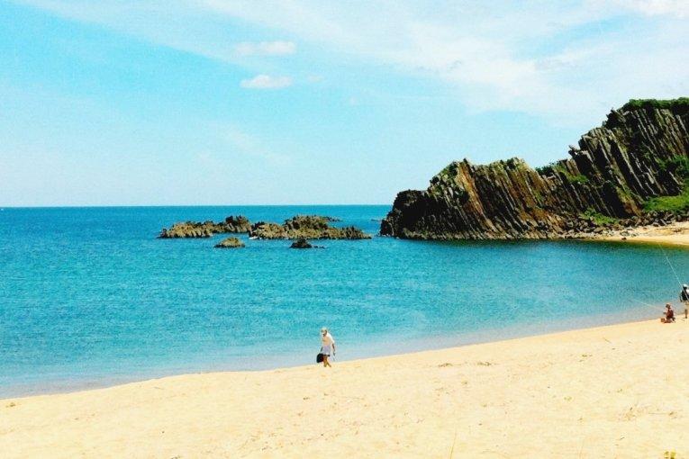 Hattyohama Beach