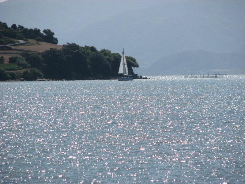 view near Nishiwaki beach