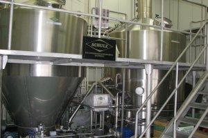 inside Doppo Beer Brewery
