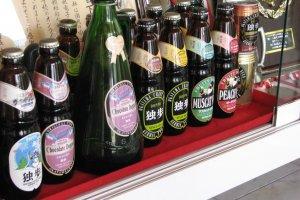 Doppo Beer Varities