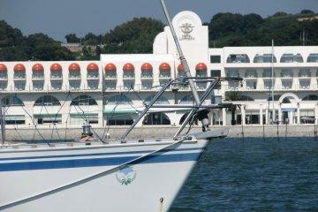 Hotel Limani in Ushimado Town
