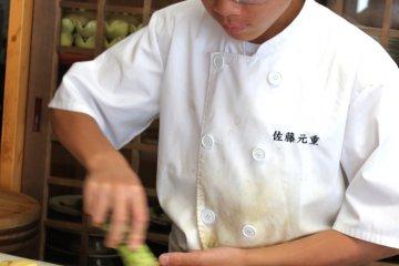 ร้านอาหารและโรงแรมโยะโบะโซะ