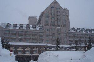 ホテルピアノ、ディズニーのお城のようなイメージ / Hotel Piano