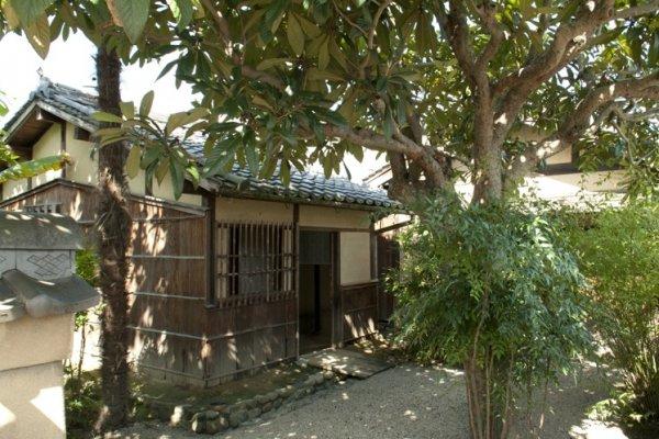 Basho\'s residence in Iga Ueno