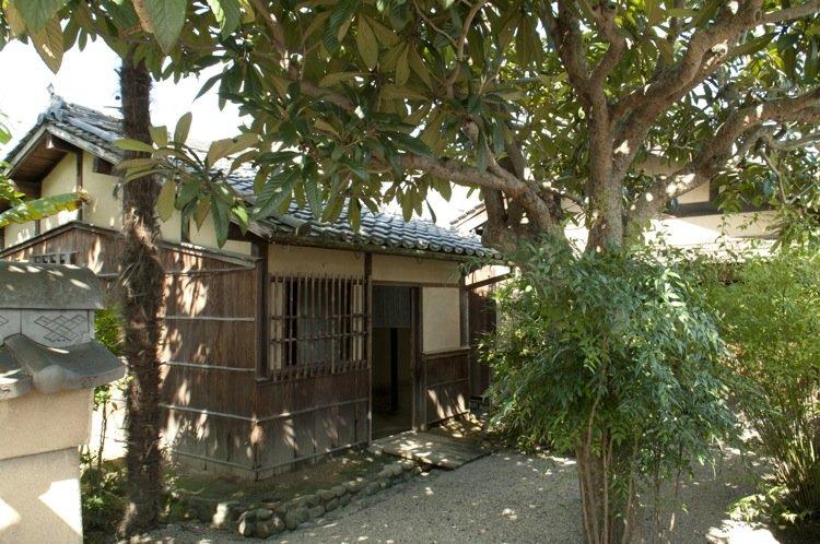Basho's residence in Iga Ueno