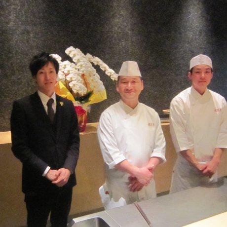 Kabuki-inspired Dining in Fukui